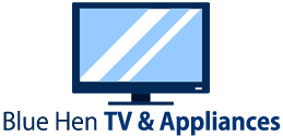 Blue Hen TV& Appliances, Logo - Best Tv Repair Company | Dover, DE
